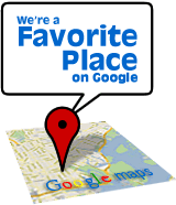 Review Us! - Google Maps Favorite Place